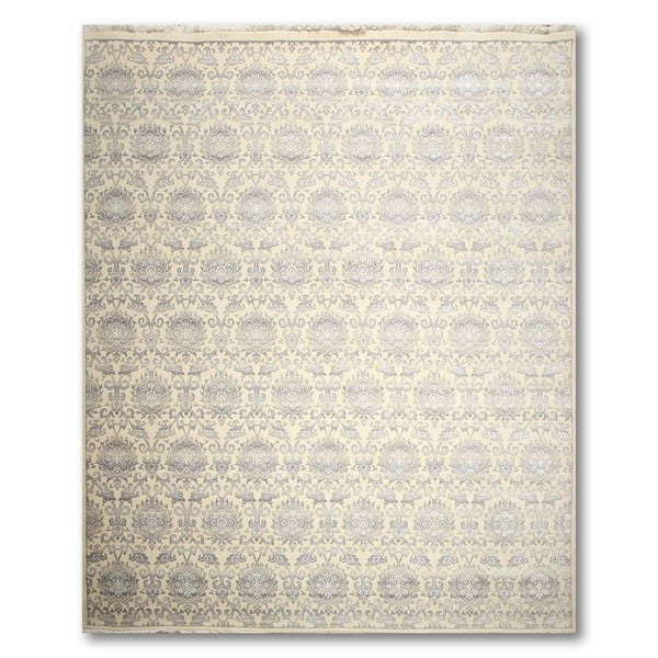 Traditional Persian Oriental Area Rug (9'x12')