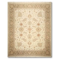 Hand Knotted Reversible Traditional Soumak Oriental Area Rug - multi