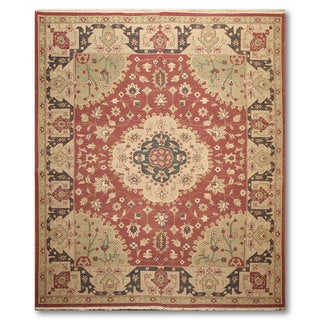 """Traditional Hand Knotted Reversible Soumak Oriental Area Rug (7'9""""x9'9"""")"""