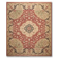 "Traditional Hand Knotted Reversible Soumak Oriental Area Rug (7'9""x9'9"")"