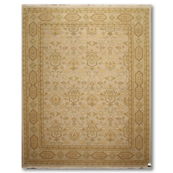 """Traditional Hand Knotted Reversible Soumak Oriental Area Rug - 8'x10'4"""""""