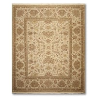 "Global Traditional Hand Knotted Reversible Soumak Oriental Area Rug  (8'x9'10"")"