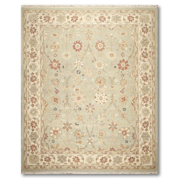 Patterned Hand Knotted Reversible Soumak Oriental Area Rug - multi