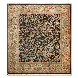 """Traditional Ornamental Hand Knotted Persian Oriental Area Rug (9'11""""x11'5"""")"""