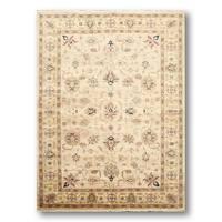 Agra Design Pure Wool Persian Oriental Area Rug (6'x9')