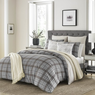 Stone Cottage Granton Grey Comforter Set