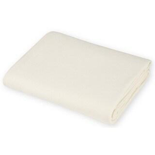 American Baby Company Supreme Jersey Crib Sheet - Ecru - 2 Pack