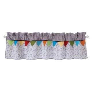 Trend Lab Jungle Ferris Wheel Window Valance