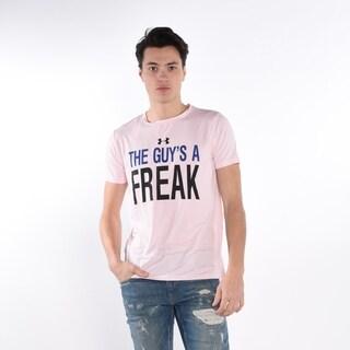 Men'S T-Shirt In Light Pink