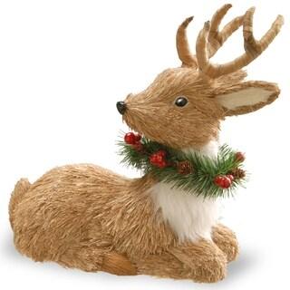 """13"""" Resting Reindeer"""