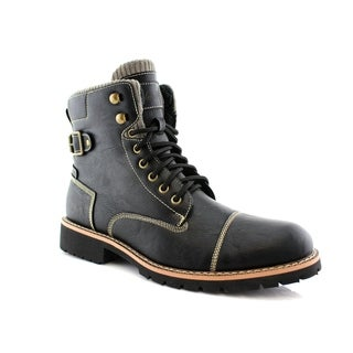 Polar Fox Brady MPX508571 Men's Combat Boots For Casual Wear or Work