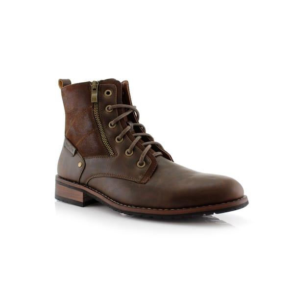 909405952c6 Shop Polar Fox Harrison MPX808582 Men's Dress Ankle Boots For Work ...