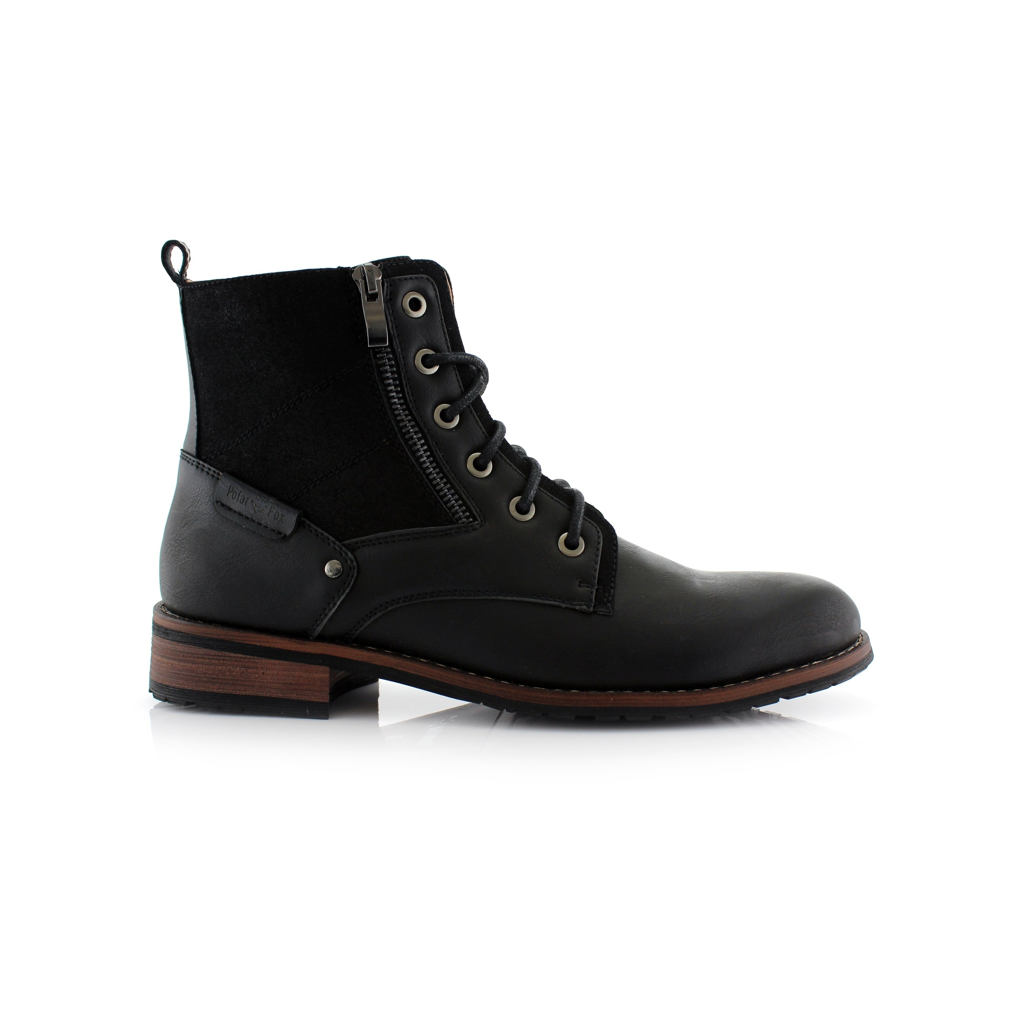 c8cb10de4 Shop Polar Fox Harrison MPX808582 Men's Dress Ankle Boots For Work or  Casual Wear - Free Shipping Today - Overstock - 17983249
