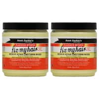 Aunt Jackie's Fix My Hair Intensive Repair 15-ounce Conditioning Masque (Pack of 2)