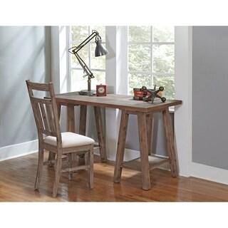Hillsdale Oxford Desk and Chair, Cocoa