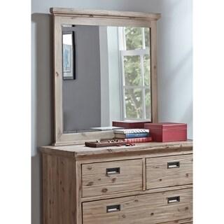 Hillsdale Oxford Mirror, Cocoa