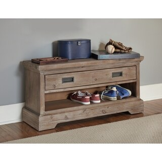 Hillsdale Oxford Dressing Bench, Cocoa