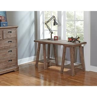NE Kids Hillsdale Cocoa Acacia Oxford Desk|https://ak1.ostkcdn.com/images/products/17983475/P24157285.jpg?impolicy=medium