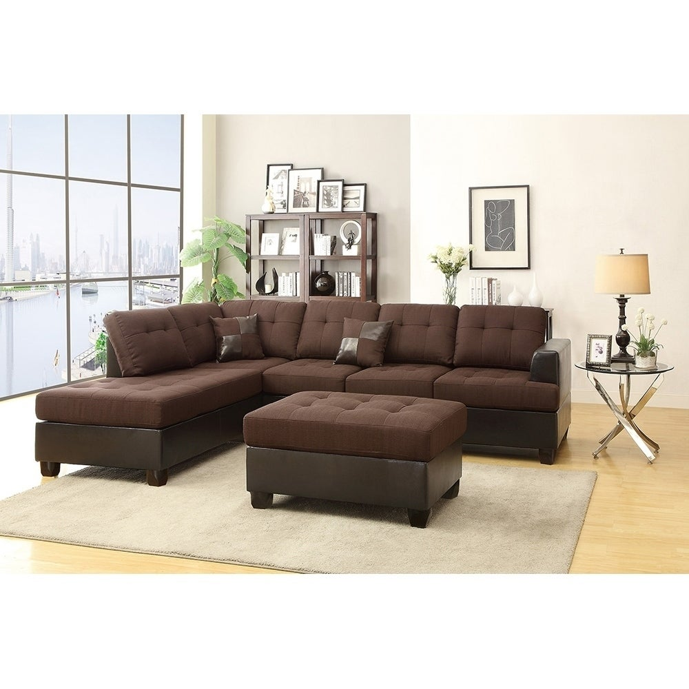 Brown Sectional Sofas Online At Our Best Living Room Furniture Deals