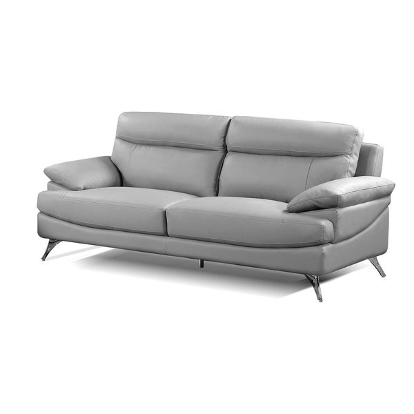 Good Quality Leather Sofa: Shop Best Quality Furniture Upholstered Leather Sofa
