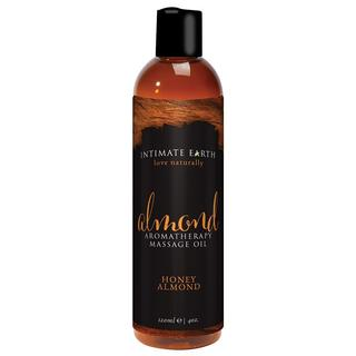 Intimate Earth Almond Aromatherapy Massage Oil