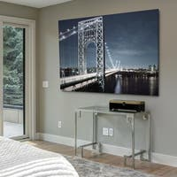 NYC at Dusk - Gallery Wrapped Canvas