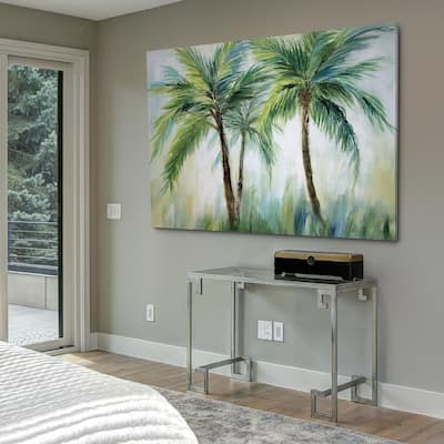Palm Sensation - Gallery Wrapped Canvas