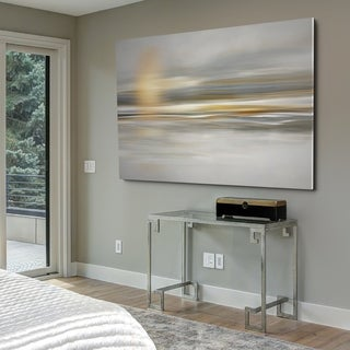Soft Sea - Gallery Wrapped Canvas