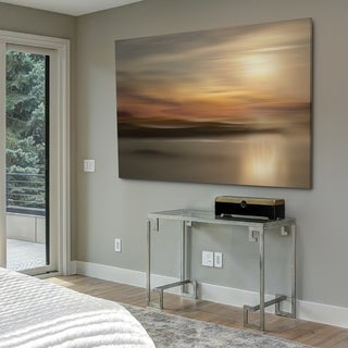 Mystic Lake - Gallery Wrapped Canvas
