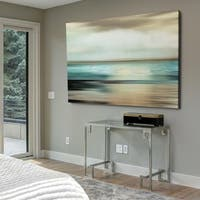 Shimmering Sea - Gallery Wrapped Canvas