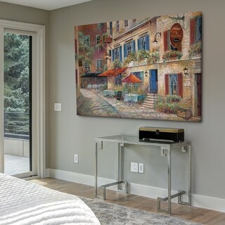 La Chasse Galerie - Gallery Wrapped Canvas