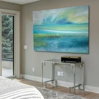 Sunrise Splash - Gallery Wrapped Canvas