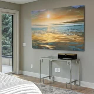 Nautical art gallery for less overstock evening calm gallery wrapped canvas gumiabroncs Choice Image