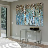 Winter Birch - Gallery Wrapped Canvas