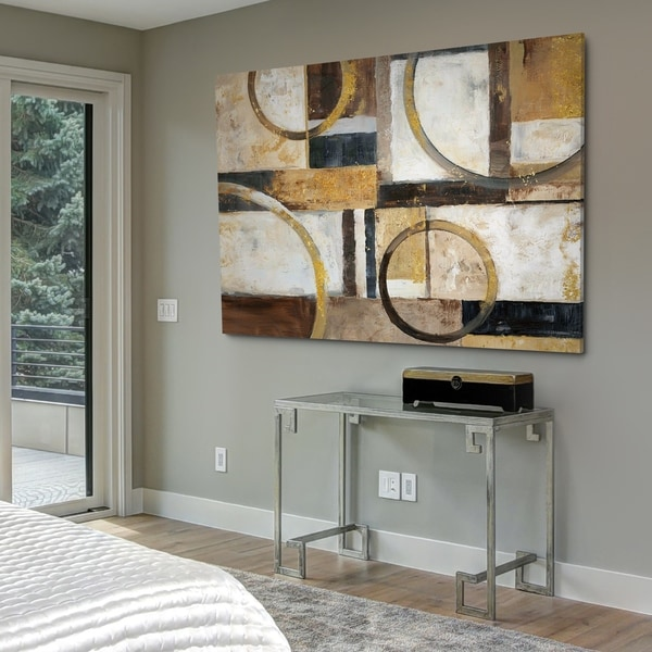Interplay - Gallery Wrapped Canvas