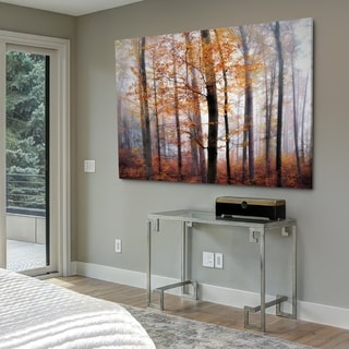 Lost in the Forest - Gallery Wrapped Canvas