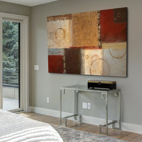 Seasons Go Round II - Gallery Wrapped Canvas