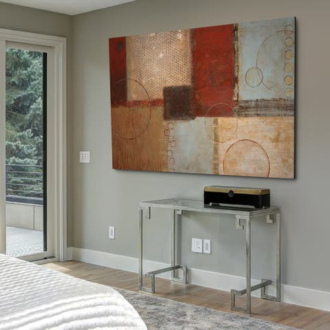 Seasons Go Round I - Gallery Wrapped Canvas