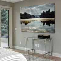 Morning Bliss I - Gallery Wrapped Canvas
