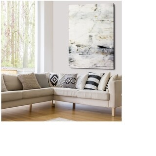 Abstract marble - Gallery Wrapped Canvas