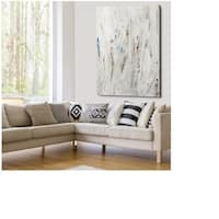 Abstract Concrete - Gallery Wrapped Canvas