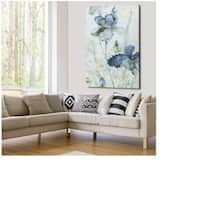 Morning Iris - Gallery Wrapped Canvas