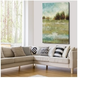 Meadow Enchantment - Gallery Wrapped Canvas
