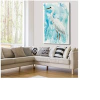 Summer Sentinel II - Gallery Wrapped Canvas