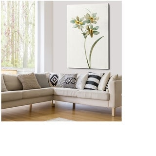 Neutral Botanical I - Gallery Wrapped Canvas