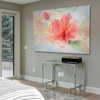 Hibiscus - Gallery Wrapped Canvas