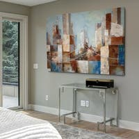 Cityscape - Gallery Wrapped Canvas