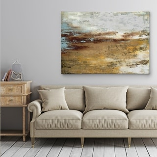 Golden Twilight - Gallery Wrapped Canvas