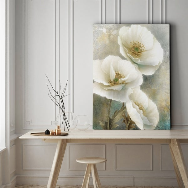 Soft Spring I - Gallery Wrapped Canvas