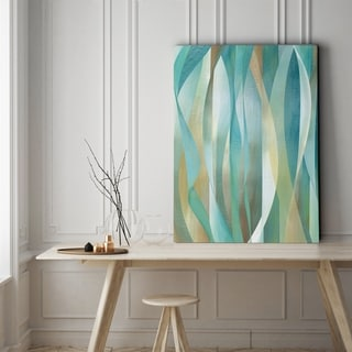 Movement - Gallery Wrapped Canvas